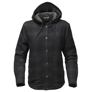 North Face Campground Sherpa Hoodie